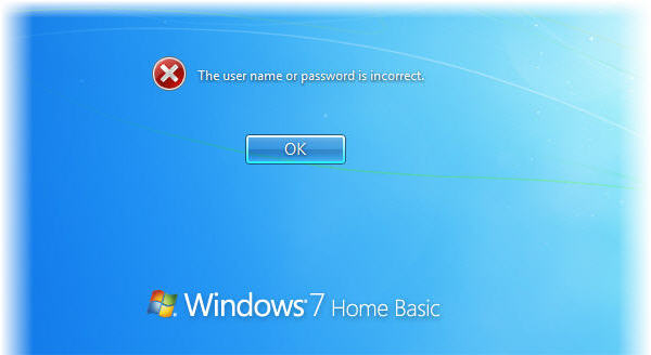 Hack Windows 7 Account Password - ifconfig dk
